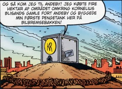 Kilde: Don Rosa (1987) US 224; HOF 1